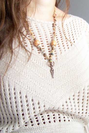 Para saber más o comprar visita: https://www.etsy.com/es/listing/253650063/collar-diosa-collar-macrame-collar?ref=listing-shop-header-3